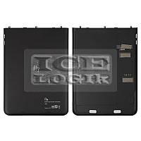 Задняя панель корпуса для планшета Fly Flylife Connect 7.85 3G Slim, черная, original, #1805031233