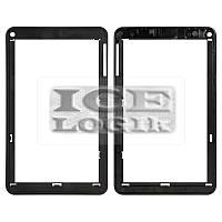Рамка сенсорного экрана для планшета Fly Flylife Web 7, черная, original, #42-F101014392