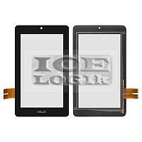 Сенсорный экран для планшета Asus MeMO Pad ME172V, черный