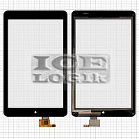 Сенсорный экран для планшета Dell Venue 8, черный