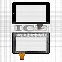 """Сенсорный экран для планшетов China-Tablet PC 7""""; Onda V701s, V702, V711; Texet TM-7024; Explay Surf"""