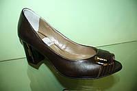 Туфли с открытым носком 1553 ТМ Мигико