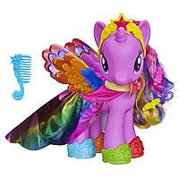 My Little Pony Принцесса Радужная принцесса Твайлайт Спаркл Rainbow  Princess Twilight Sparkle Figure