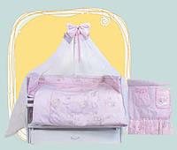 Детский постельний комплект Солнышко ХБК