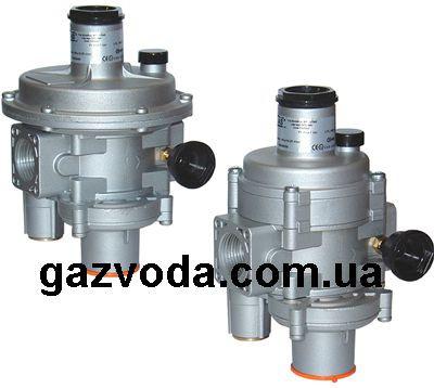 Регуляторы давления газа, газовые фильтры, газовые клапаны отсекатели