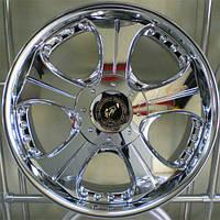 Диск SSW ROWEL Wheel 20x8 ET+18 6x139.7 Chrome