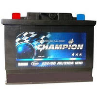 Аккумулятор Champion Black 50Ah-12v (207x175x190) правый +