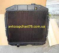 Радиатор Газ 53 3-х рядный, медно-латунный (Дорожная карта, Харьков)