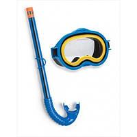 Набор для моря маска+трубка 55942