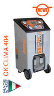 R404a и R407c Установка для обслуживания автомобильных кондиционеров OK CLIMA ADVANCE 404 TRUCK