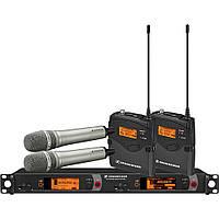 Беспроводная микрофонная система Sennheiser 2000 Series Dual Combo B / 626 - 698MHz (2000C2-965NI-B)