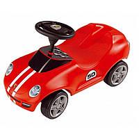 Машинка каталка BIG Baby Porsche красная 56343