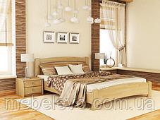 Кровать односпальная Венеция Люкс 90 820х960х1980мм   Эстелла, фото 2