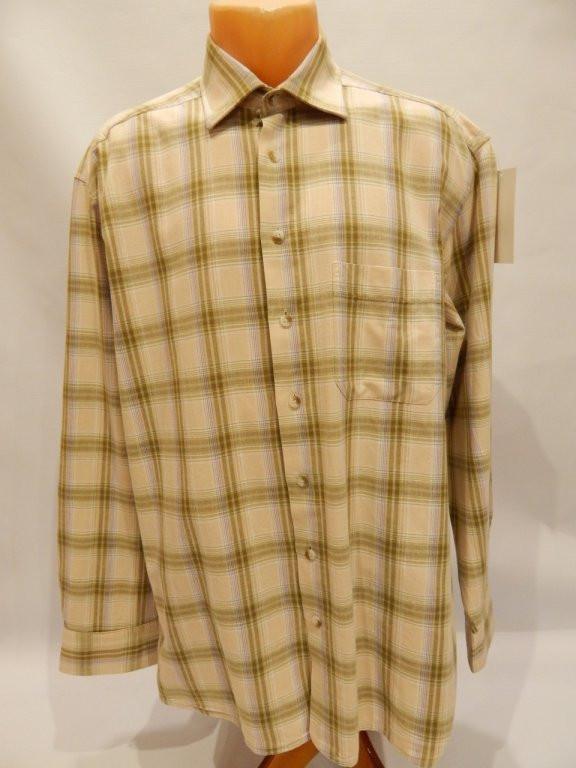 Чоловіча сорочка з довгим рукавом 042ДР CLUB D AMINGO