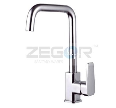 Смеситель для кухни Zegor Z45-SXR4-A117