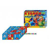 Кубики Алфавит Технок 0199