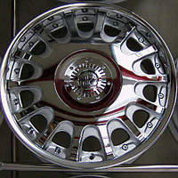 Диск SSW DANTE Wheel 18x8 ET+35 (S) 6x139.7 Chrome