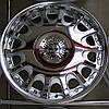 Диск SSW DANTE Wheel 18x8 ET+22 (S) 6x139.7 Chrome