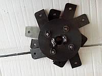 Нож ( ротор молотковый, бичи ) для зернодробилки Эликор 1 исп 3