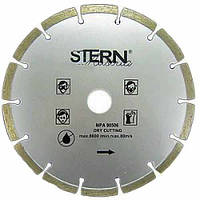 Диск алмазный Stern А 115х22.2 Сегмент (5-01)