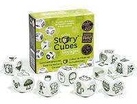 """Настольная игра """"Кубики историй Rory's Story Cubes: Расширение """"Путешествия"""" (9 кубиков)"""