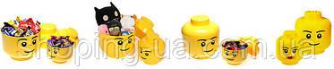 Ящик для хранения Lego Голова Склет S PlastTeam 40310162, фото 3
