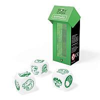 """Настольная игра """"Кубики историй Rory's Story Cubes: Расширение """"Животные"""" (3 кубика)"""