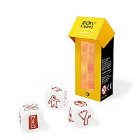 """Настольная игра """"Кубики историй Rory's Story Cubes: Расширение """"Медицина"""" (3 кубика)"""