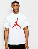 Белая футболка для мужчин Найк
