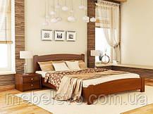 Кровать полуторная Венеция Люкс 140 820х1460х1980мм   Эстелла, фото 3