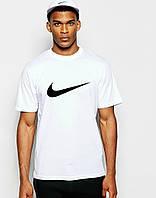 Трикотажная футболка мужская в стиле  Найк Nike