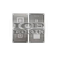 Набор BGA-трафаретов Jovy Systems JV-RMX для XBox 360