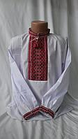 Детская рубашка вышиванка для мальчика