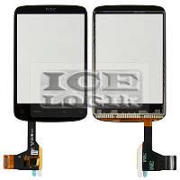 Сенсорный экран для мобильных телефонов HTC A3333 Wildfire, G8 , с микросхемой
