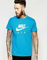 Летняя легкая яркая Футболка мужская Найк Nike