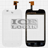 Сенсорный экран для мобильного телефона Fly IQ431 Glory, белый
