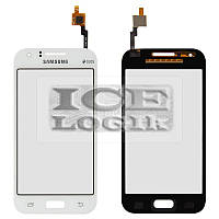 Сенсорный экран для мобильного телефона Samsung J100H/DS Galaxy J1, белый