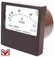Амперметр ЭА0302 переменного тока перегрузочного исполнения