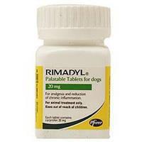 Римадил( Rimadyl ), 20 мг 20 таб (Pfizer, США)