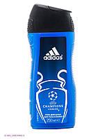 Мужской гель для душа Adidas League Champions 250 мл