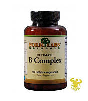 Витамины Ultimate B Complex от Form Labs 90 капсул