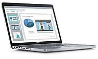 Ноутбук Dell INSPIRON 7746 Win8.1(64Bit) i7-5500U/1TB/8GB/GF845M 2GB/4-cell/8xDVD+/-RW/BT 4.0/Office Trial/KB-