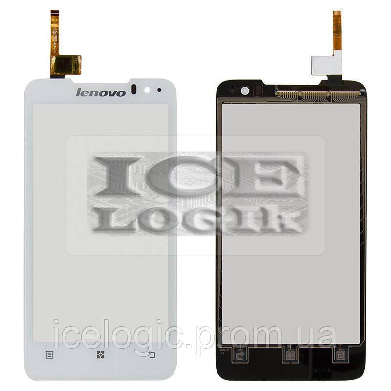Сенсорный экран для мобильного телефона Lenovo P770, белый - «IceLogic» - интернет магазин в Львове