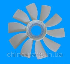 Вентилятор радиатора системы охлаждения Foton ВJ3251   612600060215  #запчастиFoton