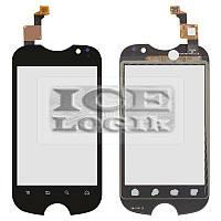 Сенсорный экран для мобильного телефона Fly IQ275 Marathon, черный