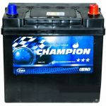 Аккумулятор Champion Japan 40Ah-12v (180x122x225) левый +