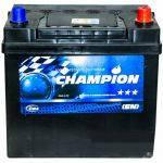 Аккумулятор Champion Japan 40Ah-12v (180x122x225) правый +