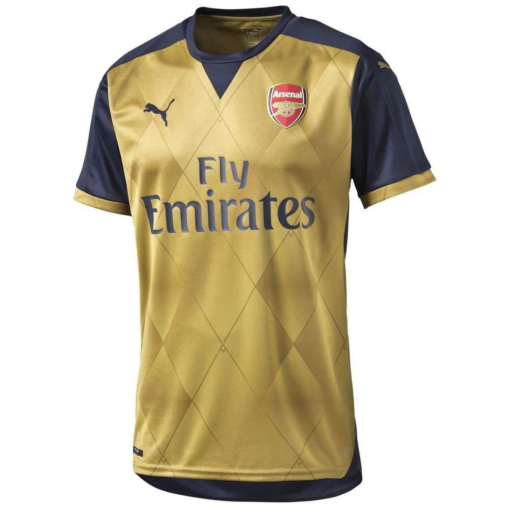 c2d8527ab3d6 Футбольная форма Арсенала (Arsenal), гостевая