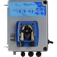 Измерительно-дозирующая станция Pool basic Evo pH - 1.5 с перистальтическим насосом