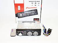 Автомагнитола Pioneer SN-8002 - USB+SD+AUX+FM (4x50W), фото 1